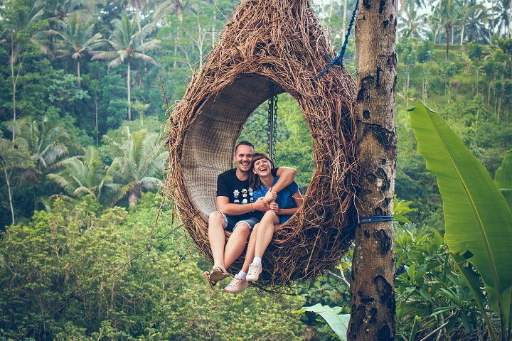 Natuurlijke wonderen van Bali